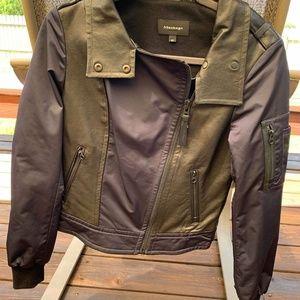 Mackage Leather Moto Jacket XS